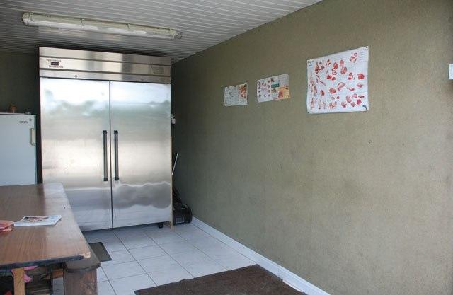 Επαγγελματικό ψυγείο κρεοπωλείου