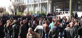 Διαμρτυρίες κτηνοτρόφων